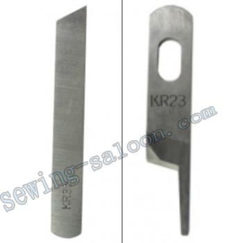 Комплект ножей для промышленного оверлока