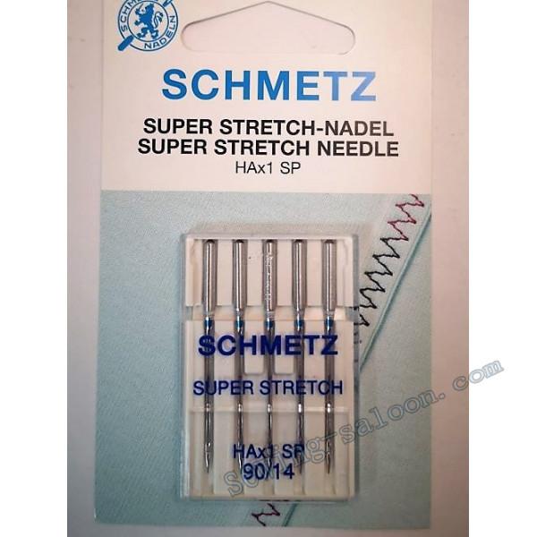 Иглы Schmetz super stretch №90