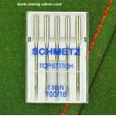 Иглы Schmetz Topstitch №90