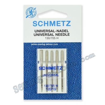 Иглы Schmetz универсальные №120
