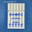 Иглы универсальные Schmetz набор №80-100