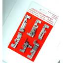 Набор лапок для коверлока Minerva 3000CL