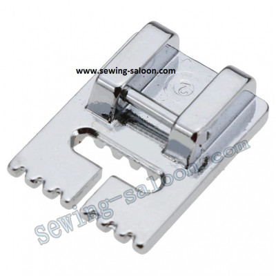 Лапка для защипов 7 желобков  (PD-6006-7)