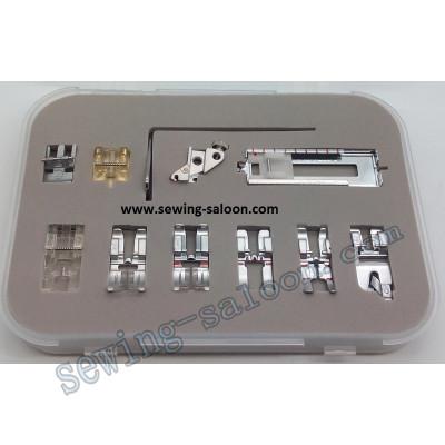 Набор лапок 11 шт для швейной машины PFAFF SewingGood (SH011)