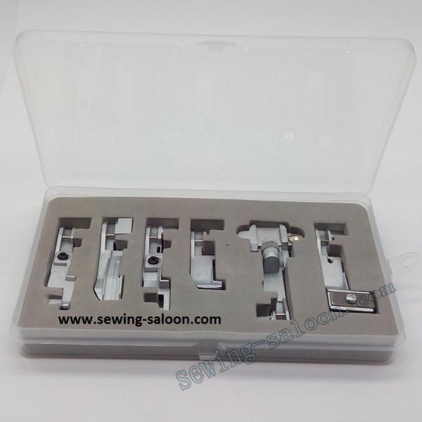 Набор лапок для оверлоков Singer (SH-0006)