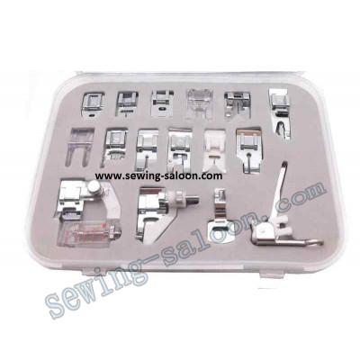Набор лапок 16 шт. для швейной машины SewingGood (SH11-016)