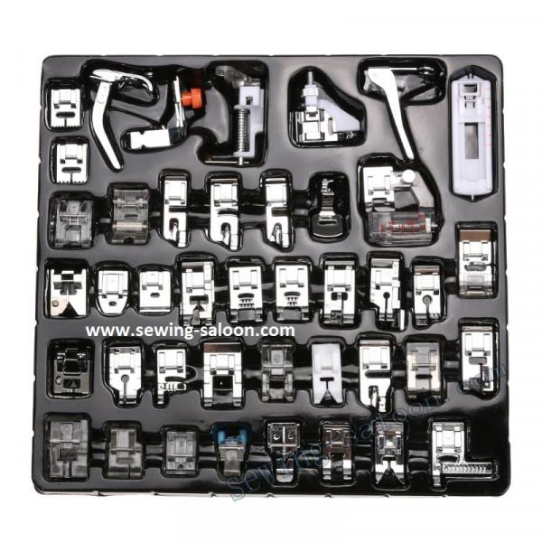Набор лапок 42 шт для швейной машины SewingGood (SH11-042)