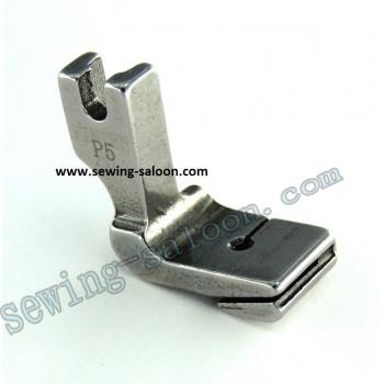 Лапка P5 для сборки нижнего слоя ткани (1052)