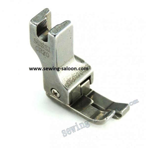 Лапка для отстрочки подпружиненная правая CR20 (1181)