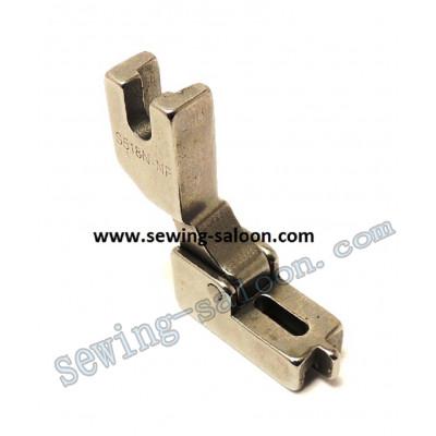 Лапка для вшивания потайной молнии S518N-NF (4890)