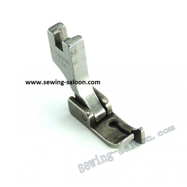 Лапка с ограничителем P811R 1.6мм (2108)