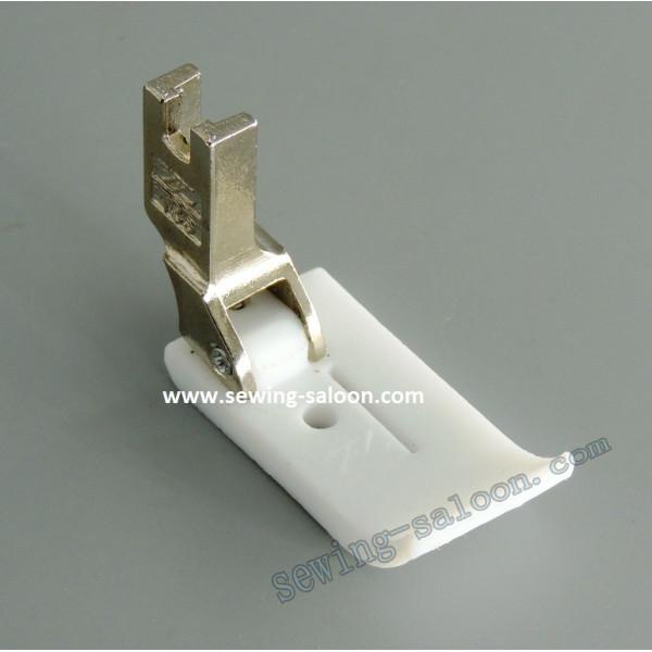 Лапка фторопластовая для машин с обрезкой края