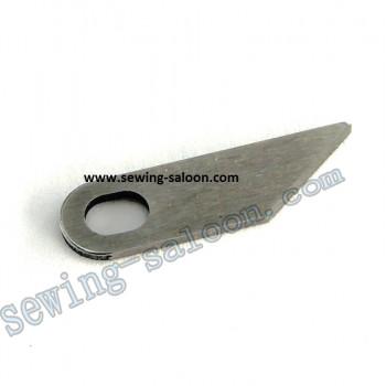Нижний нож оверлока Brother 3034D (XB1459-001)