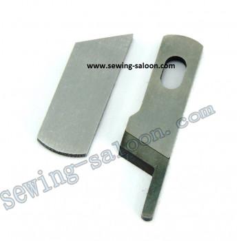 Комплект ножей оверлок Toyota SL3314 (аналог)