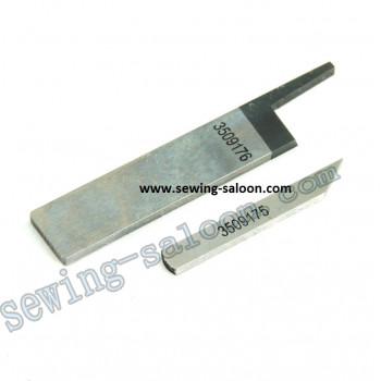 Ножи для мешкозашивочной машины GK35-2C
