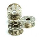Шпулька металлическая стальная с перфорацией