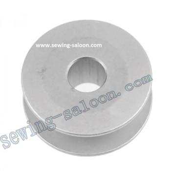 Шпулька увеличенная без прорези алюминиевая