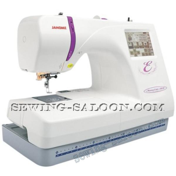 Вышивальная машина Janome MC 350ETW