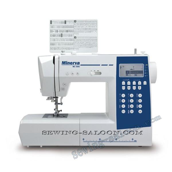 Швейная машина Minerva MC 350C