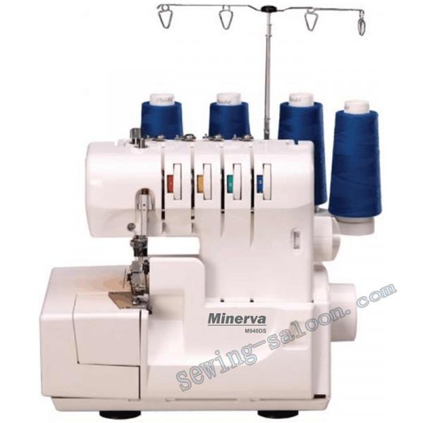 Оверлок Minerva M940 DS