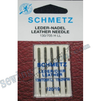 Иглы Schmetz для кожи №120