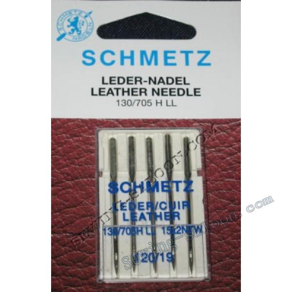 Иглы Schmetz кожа №120