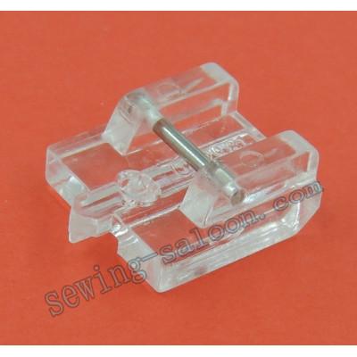 Лапка для потайной молнии, пластик (Н) (PZ-5004)