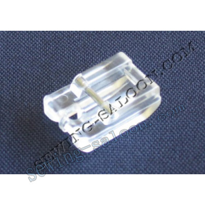 Лапка для потайной молнии, пластик (PZ-5002)