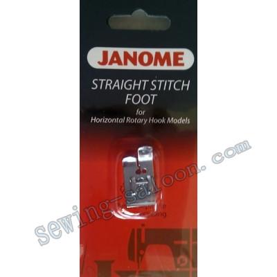 Лапка Janome для прямой строчки в блистере (LB 0006)