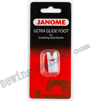 Лапка Janome тефлоновая 7мм в блистере (LB 0005)