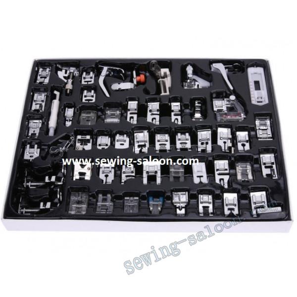 Набор лапок 52 шт для швейной машины SewingGood (SH11-052)