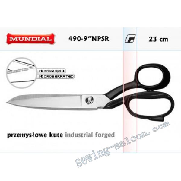 Ножницы MUNDIAL 490-9 NPSR