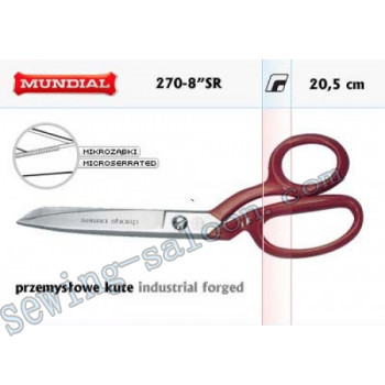 Ножницы MUNDIAL 270-8 SR