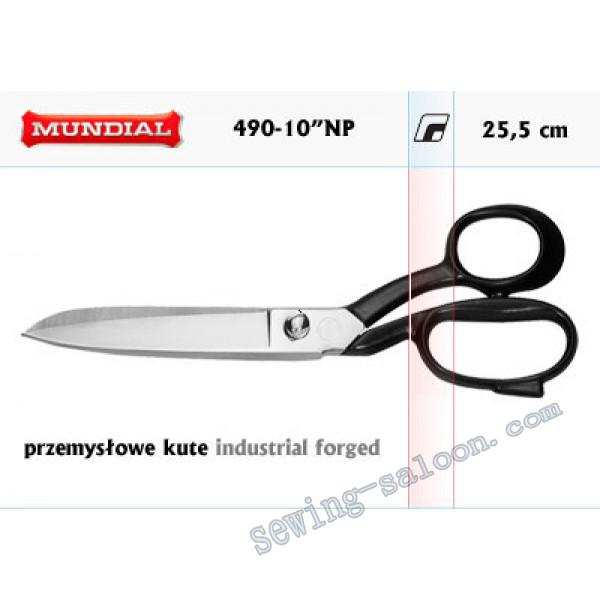 Ножницы MUNDIAL 490-10 NP
