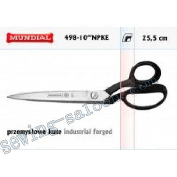 Ножницы MUNDIAL 498-10 NPKE