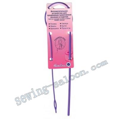 Устройство для продевания резинки в изделие (219)