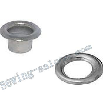 Блочка D-5 никель с кольцом