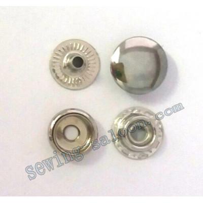 Кнопка Капа  D-12,5 никель