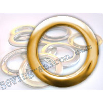 Блочка D 10 золото с кольцом