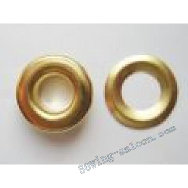 Блочка D 5 золото с кольцом