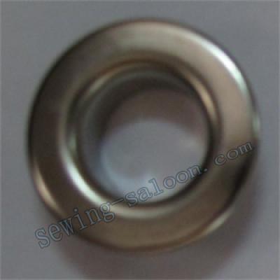 Блочка  D13  никель с кольцом
