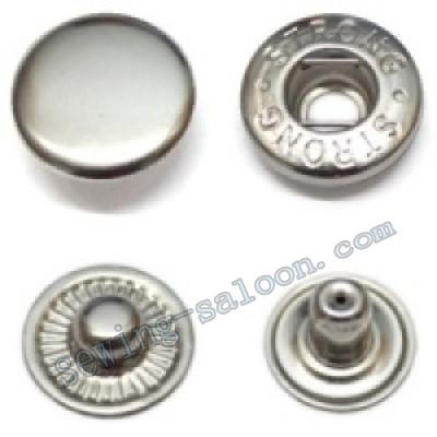 Кнопка Alfa D-10 никель