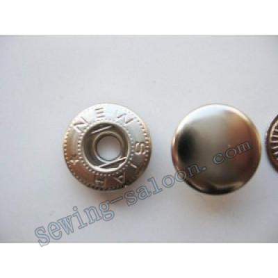 Кнопка  Alfa  D-12,5 никель