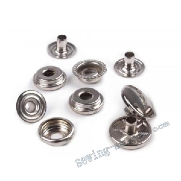 Кнопка Капа D-15 никель