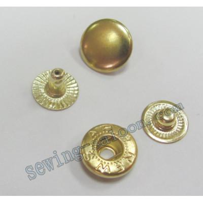 Кнопка  Alfa D-15 золото