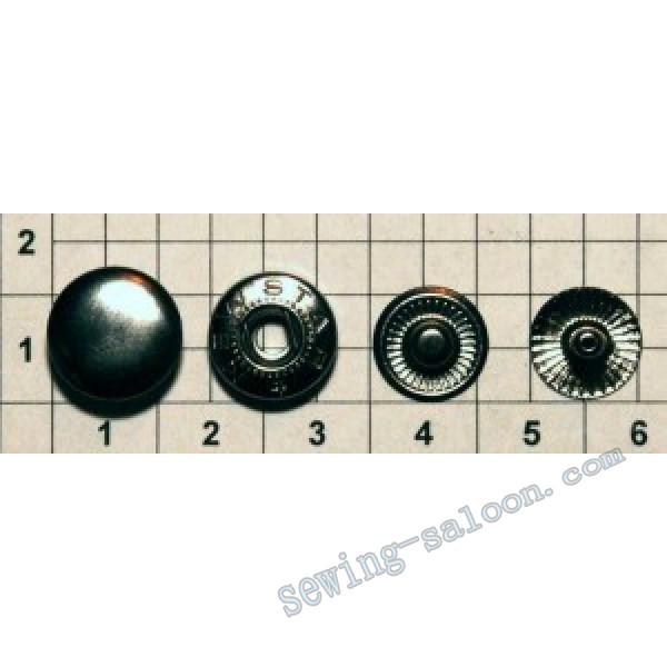 Кнопка Alfa D-12.5 оксид