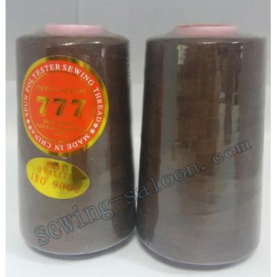 Нитки 777 40/2 цвет коричневый (179)