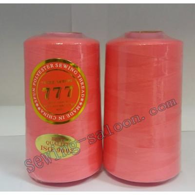 Нитки 777 40/2 цвет терракотовый (008)