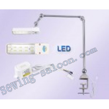 LED cветильник HAIMU HM-27T (10 LED)