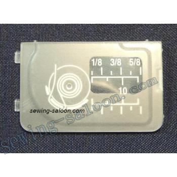 Крышка игольной пластины Janome 6260